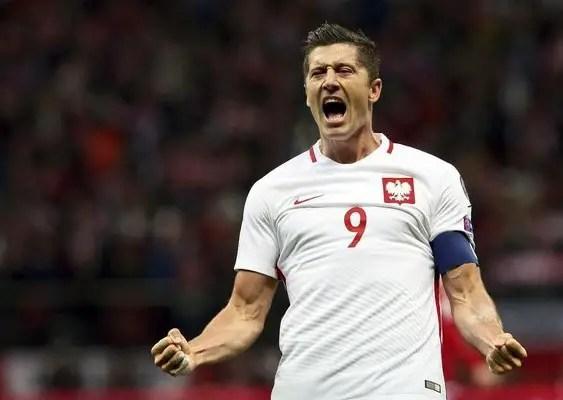Echiejile: Super Eagles Must Be Wary Of Poland's Lewandoski