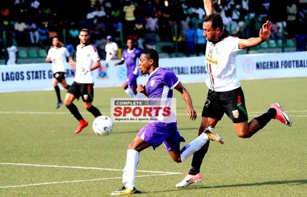 5 Takeaways From MFM VS MC Alger CAFCL   Clash In Lagos