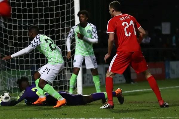 Amuneke: Effective Serbia Deserved Victory Over Disorganized Super Eagles