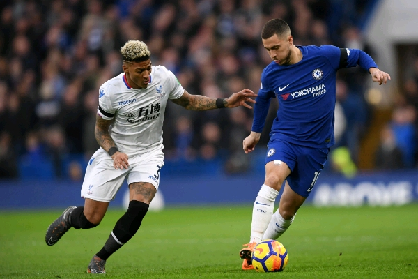 Moses Benched As Chelsea Edge Out Crystal Palace