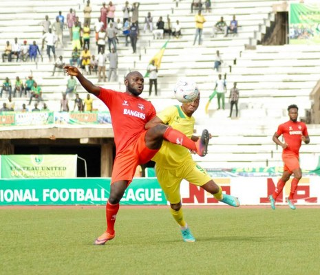 NPFL: Kano Pillars, Lobi, Rivers United Gun To Topple Plateau United