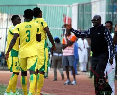 CAFCL: Brave Plateau United Keep Hope Alive Vs Etoile Du Sahel