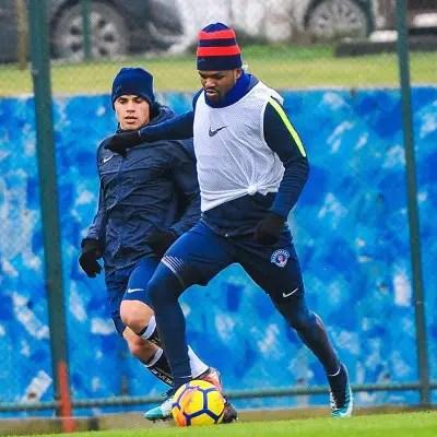Omeruo Hails Eduok For Goal In Kasimpasa Draw