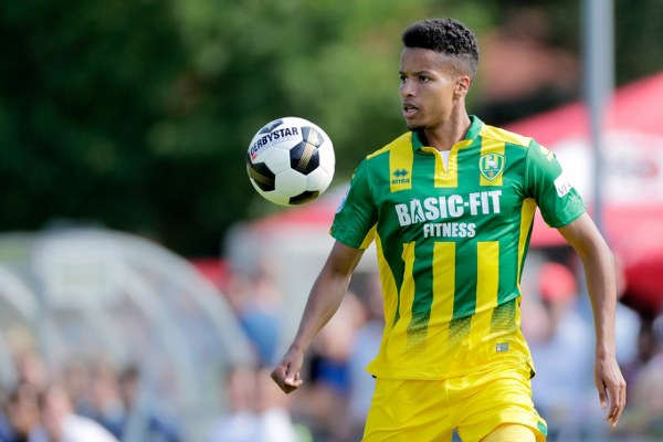 Rohr: Ebuehi Will Be Available For Poland, Serbia Friendlies