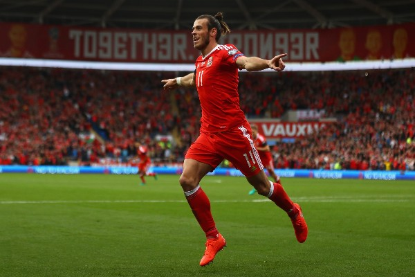 Bale Sets Goals Record As Giggs Wins First Game As Wales Manager