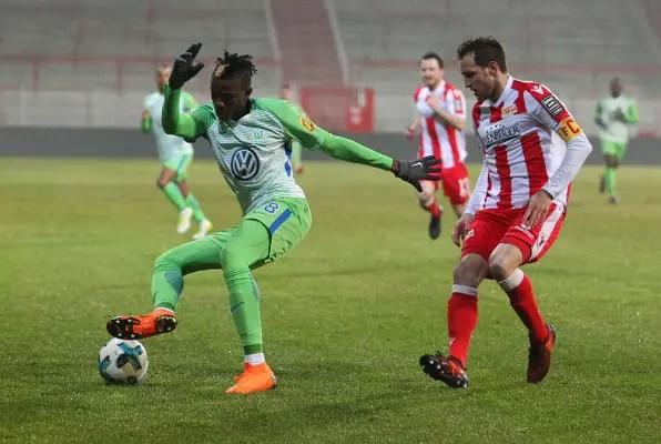 Osimhen Scores In Wolfsburg Friendly Win Over Union Berlin