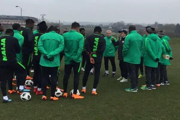 Etebo Not Involved As Ajayi, Agu, Okechukwu Join Super Eagles Training