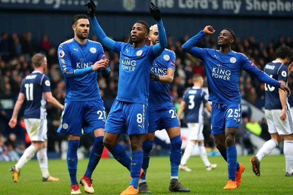 Ndidi, Iheanacho's Leicester Confirm Valencia, Notts County, Lille Pre-Season Friendlies