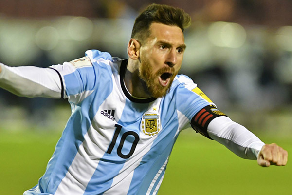 Riquelme: Fully Fit Messi Can Win World Cup For Argentina