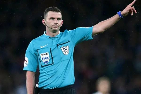 EPL Referee Oliver To Officiate Poland Vs Nigeria Friendly