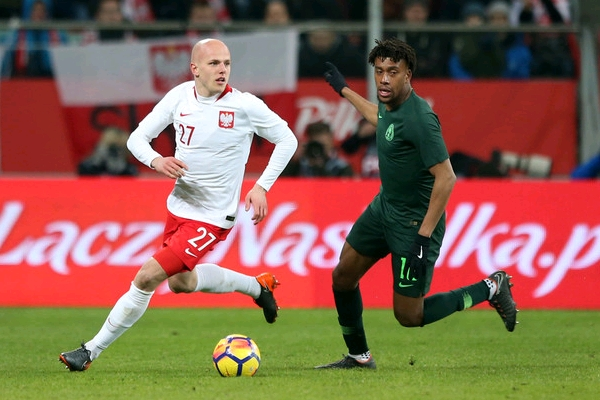 Pinnick Backs Super Eagles To Improve After Poland Win As Team Land In London