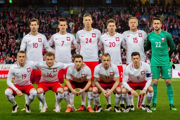 Poland's Bereszynski, Peszko Ruled Out Of Super Eagles Clash