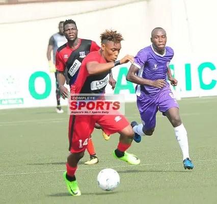 NPFL: Lobi Seek To Extend Unbeaten Run As Pillars Target Top Spot