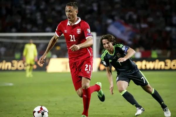Serbia List United's Matic, Ex-Chelsea Star Ivanovic, Kolarov, Tadic For Super Eagles Friendly