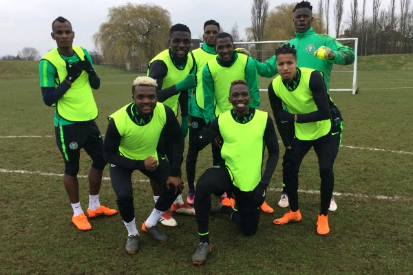 SUPER EAGLES: Ready To Soar?