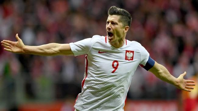 Poland List Lewandowski, Szczeshny, Fabianski, 19 others For Super Eagles Clash
