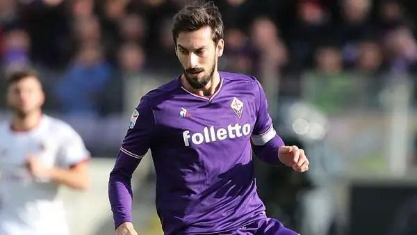 Fiorentina, Cagliari To Retire Late Astori's Number 13 Shirt