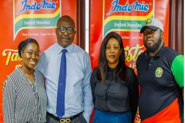 Indomie Noodles Renews Partnership With Fab-5 Initiative