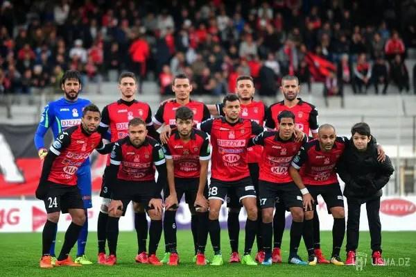 CAFCC: USM Alger To Arrive Thursday For Plateau United Clash