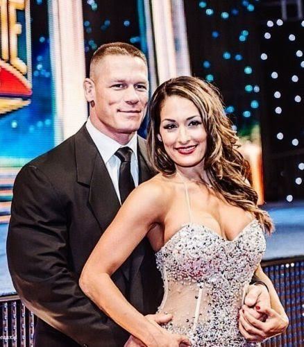 WWE Stars Cena, Bella Announce Separation