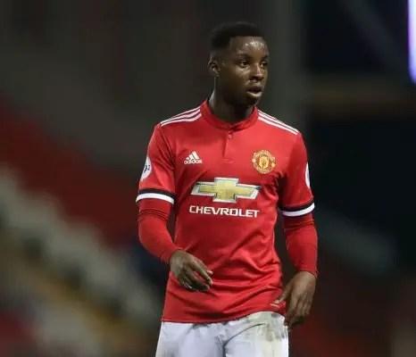 Man United U-23s Star Kehinde: How Okocha, Iwobi, Mikel Made Me Choose Nigeria