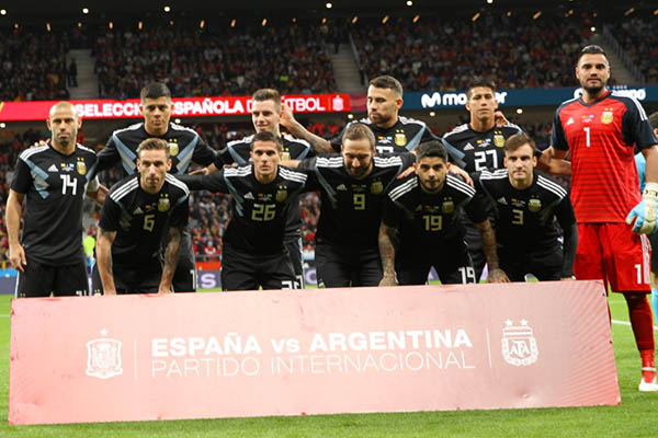 Argentina To Host Nicaragua In World Cup Friendly In May