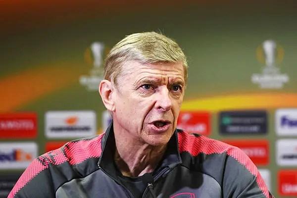 Wenger: CSKA Made My Heart Beat Quicker