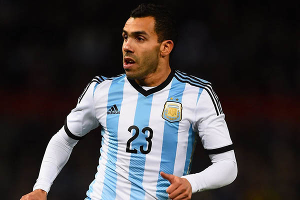 Argentina Coach Sampaoli Considers World Cup Recall For Tevez