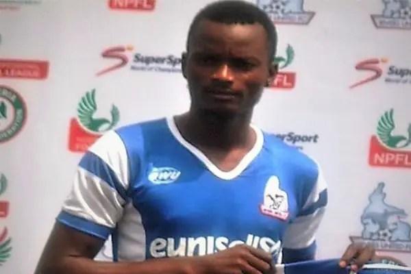Rivers United's Sochima Wins NPFL VAT Wonder Goal Award