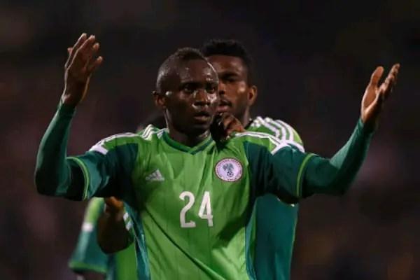 Enugu Rangers Sign Ex-Super Eagles Players Nwofor, Uzochukwu