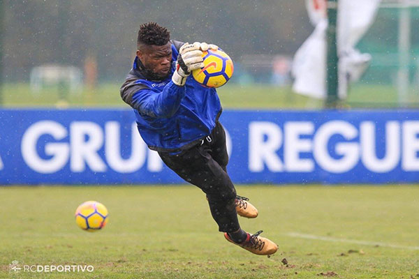 Uzoho Targets Automatic Promotion With Real Deportivo Fabril