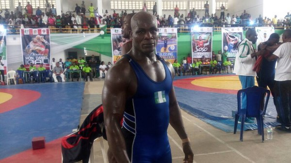 Gold Coast 2018: Bibo Guns For 3rd Gold, Faces Pakistani In Freestyle Wrestling Final