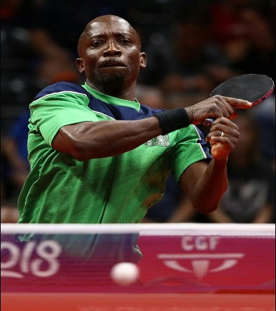 Gold Coast 2018: Mixed Fortunes For Nigeria In Table Tennis Doubles