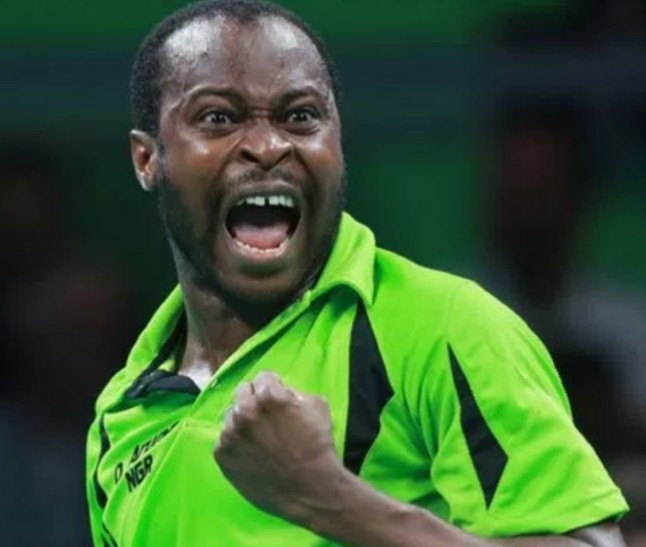 Gold Coast 2018: Quadri Qualifies For Men's Table Tennis Singles Final