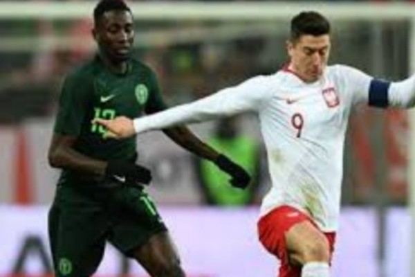 Ndidi Admits 'Unbelivable' Chance To Represent Nigeria At Russia 2018