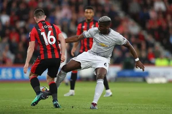 """Mourinho Hails United's """"Professional"""" Performance Vs Bournemouth, Praises Pogba"""