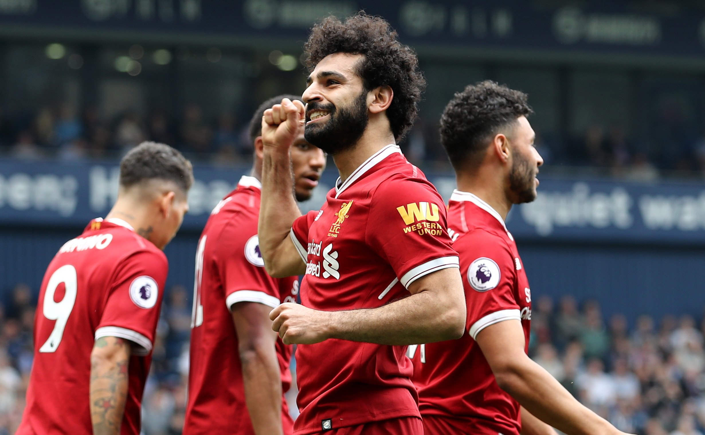 Salah Makes History As Drowning West Brom Hold Liverpool At The Hawthorns