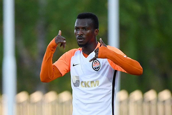 Kayode Voted Man Of The Match In Shakhtar Donetsk Win