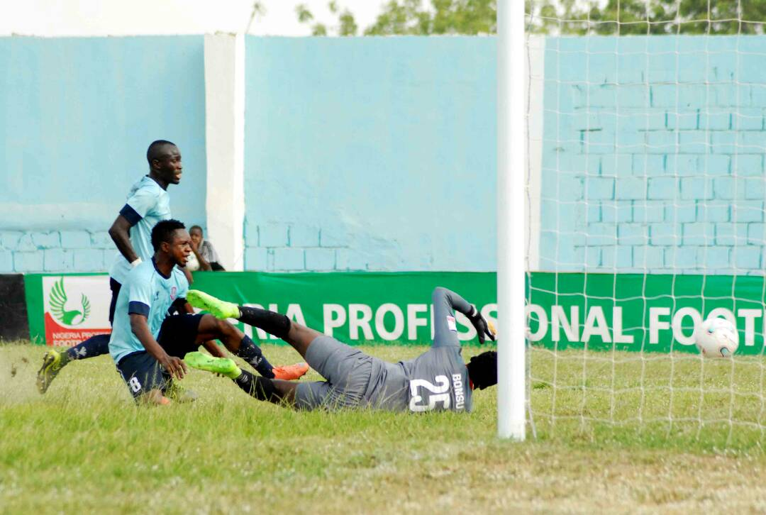 NPFL: Lobi Extend Lead, Tonadoes Pip Rangers; Katsina, FCIU Win
