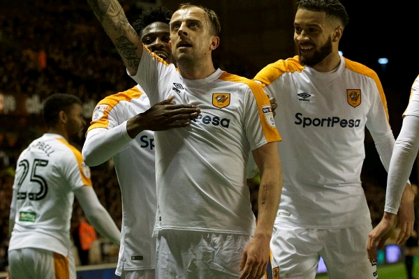 Aina Rated Joint-Best Player In Hull City Draw Vs Wolves