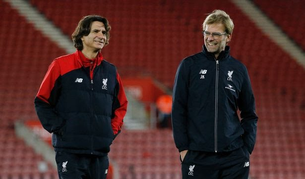 Liverpool Assistant Coach, Buvac Quits After 17-Year Partnership  With Klopp