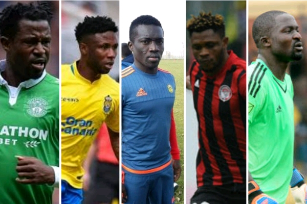 5 Players Who Deserve Opportunity In Super Eagles Training Camp Ahead 2018 FIFA World Cup
