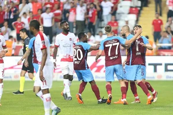 ROUND-UP: Onazi Returns In Trabzonspor Win As Akpan Scores; Aina, Etebo, Omeruo Start