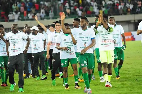 Abuja Set To Host Super Eagles Vs Congo Friendly For Buhari