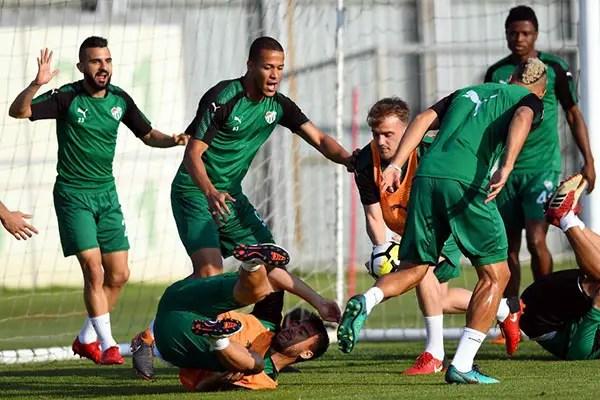 Troost-Ekong Returns, Shehu Starts, Agu Benched In Bursaspor Win