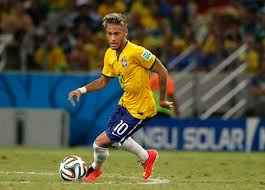 Injured Neymar Hopes To Be Fit For World Cup