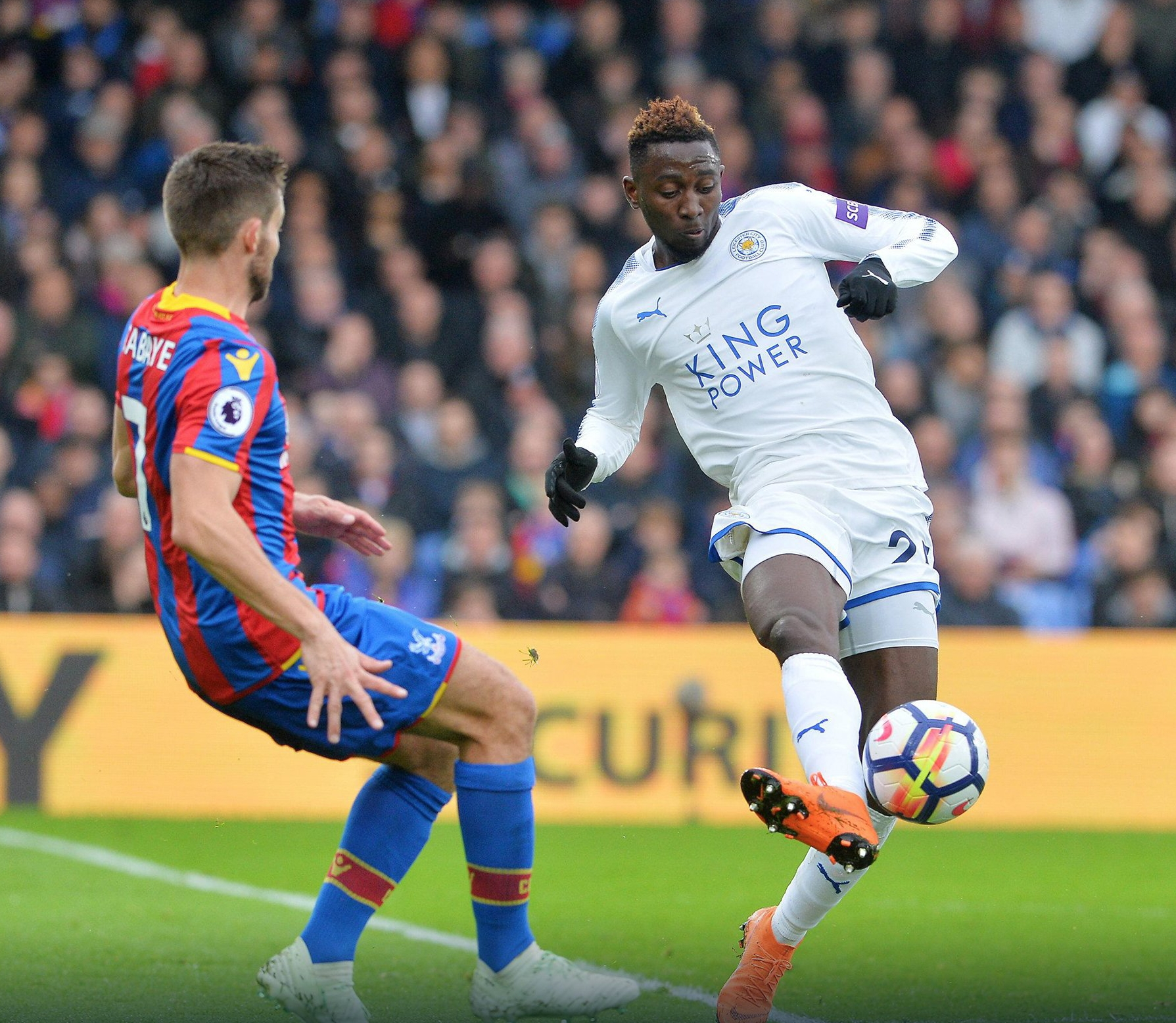 Puel Laments Ndidi's Hamstring Injury, Silent On Recovery Time