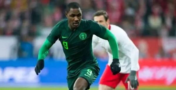Ighalo Confident Super Eagles Can Beat England's Familiar Faces