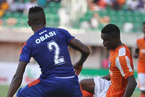 NPFL: Akwa United Outscore Enyimba In Uyo