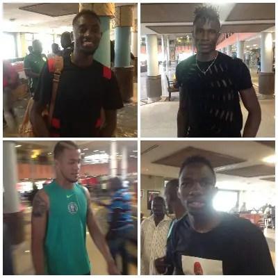Ndidi, Eze, Iheanacho, Omeruo Swell Eagles Camp To 11 Players